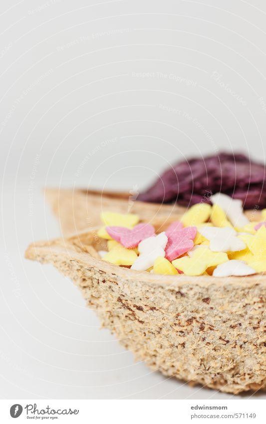 Zuckerschmetterlinge Feste & Feiern Hochzeit Geburtstag Dekoration & Verzierung Kitsch Krimskrams Holz fest klein süß Wärme feminin gelb rosa weiß Laster