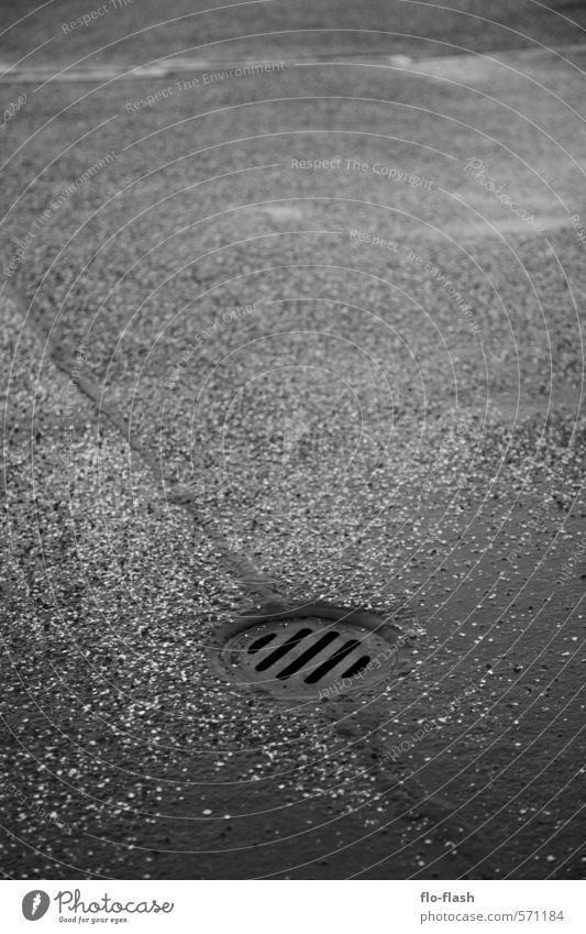 Underground Entry II Schulhof Stadt Hafenstadt Menschenleer Fabrik Parkhaus Straße dreckig dunkel kalt trist Schmerz Sehnsucht Heimweh Einsamkeit Ende Gully