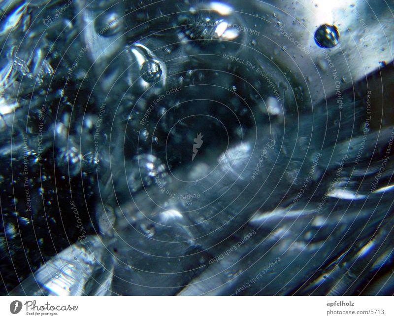 glas oder eis 3 Farbe Eis Glas Hintergrundbild obskur durchsichtig Farbenspiel