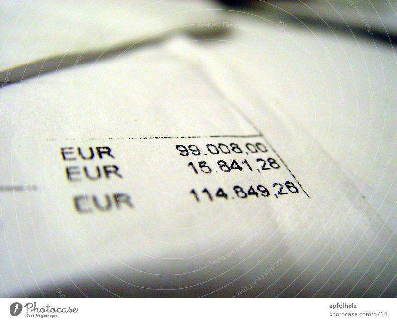 teuro Ziffern & Zahlen Euro Post rechnen Preisschild
