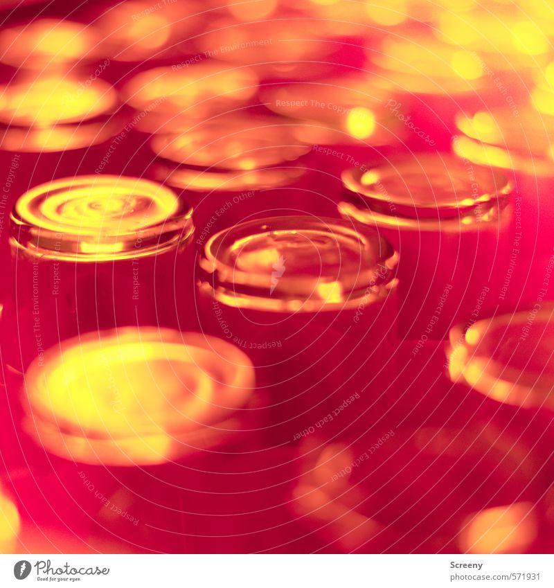 Partytime rot Freude gelb Feste & Feiern Party orange glänzend Ordnung Glas Glas Perspektive Veranstaltung Restaurant Bar Nachtleben Gastronomie