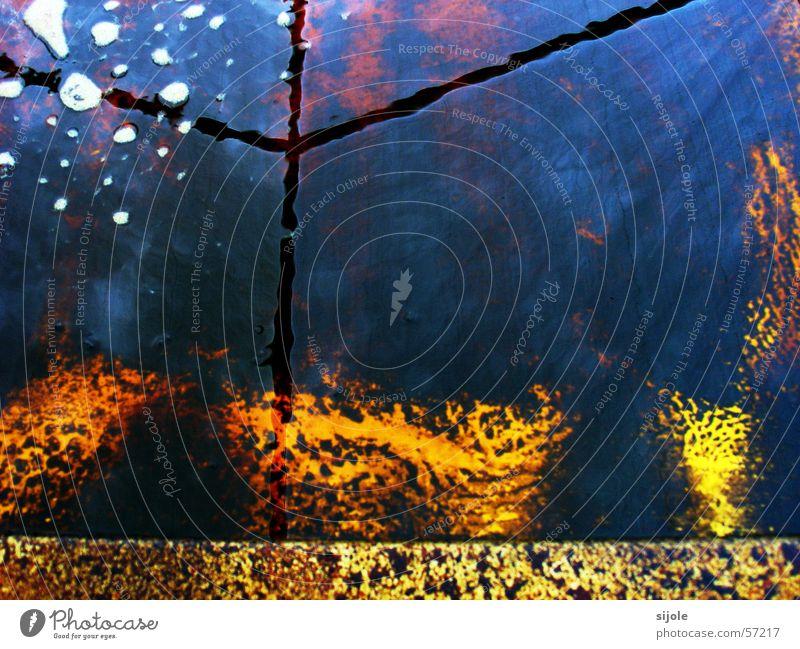 Ende der Grillsaison schwarz gelb orange Rücken Kochen & Garen & Backen heiß blasen Fett Erdöl Badewanne Schaum Pfanne