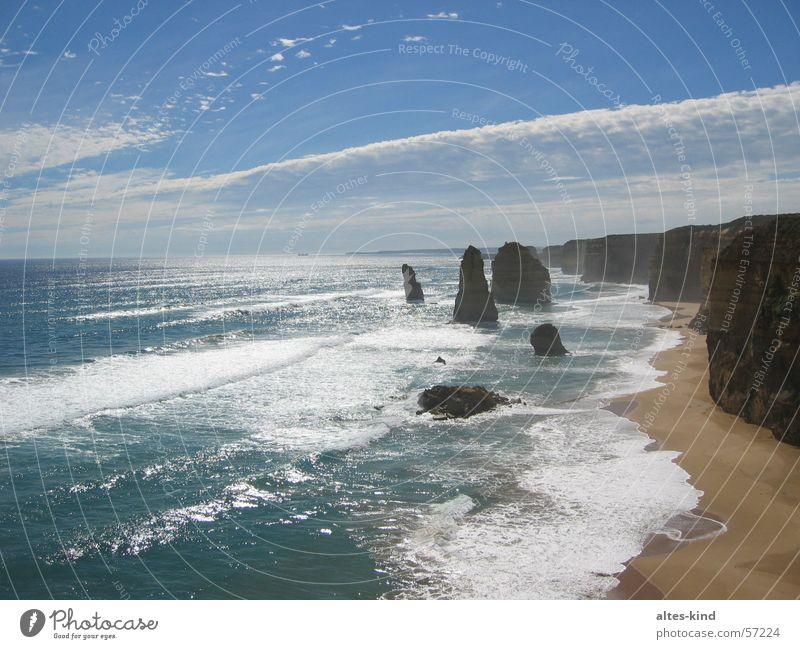 Zwölf sind es nicht mehr... Australien Great Ocean Road twelve apostels Victoria