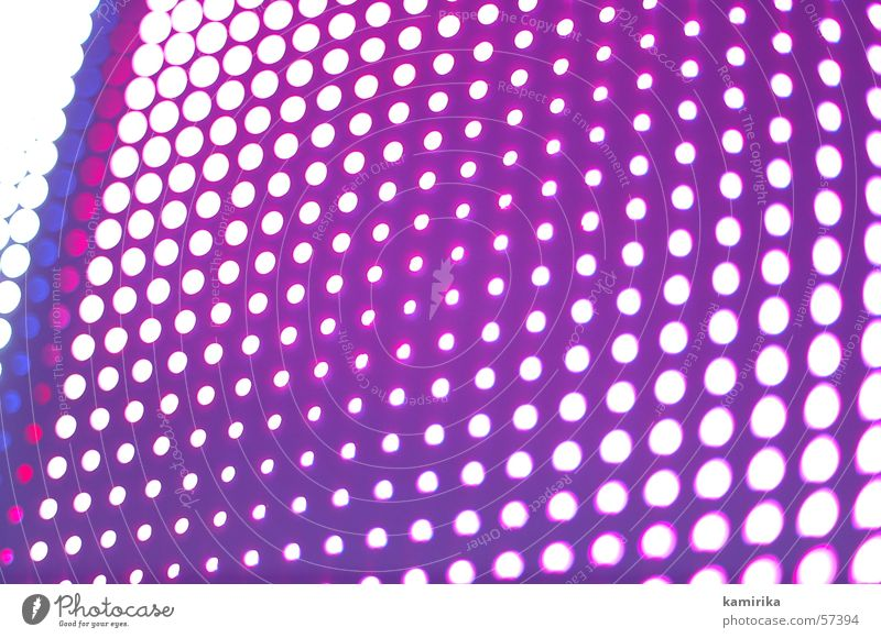 lcd Licht Lampe TFT-Bildschirm violett grell Hintergrundbild Strukturen & Formen dots Punkt wallpaper leuchten