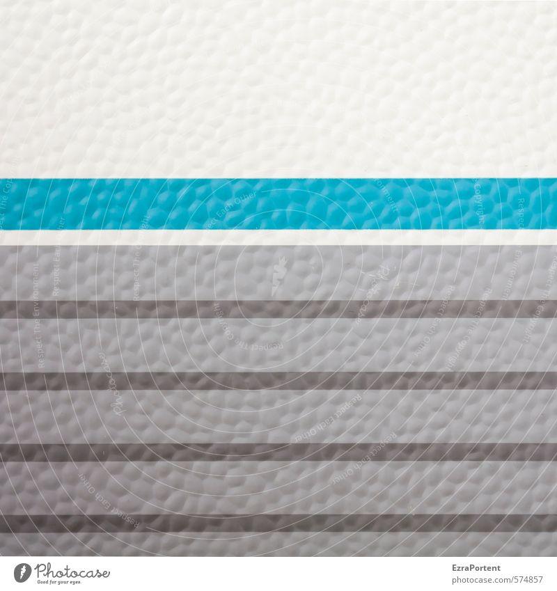 blue line blau schön weiß grau Linie Kunst Verkehr Ordnung mehrere Sauberkeit Zeichen Kunststoff Geometrie gerade Symmetrie Verkehrsmittel