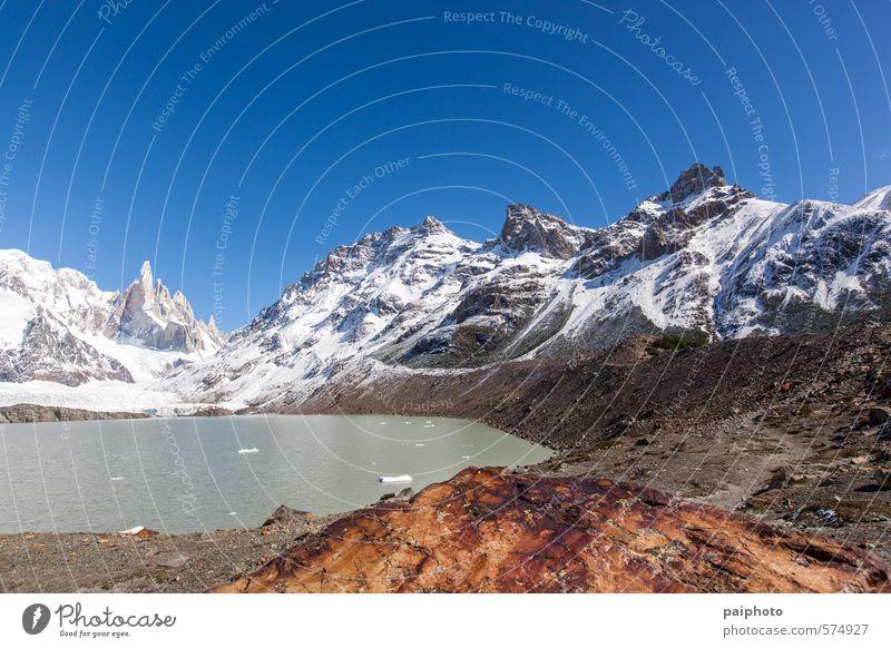 Himmel Natur Ferien & Urlaub & Reisen Wasser Sommer Landschaft Wolken Winter Ferne Umwelt Berge u. Gebirge Schnee See Felsen Tourismus Klima