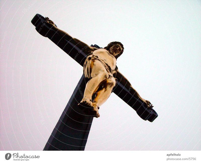 inri Religion & Glaube Rücken obskur Jesus Christus kultig