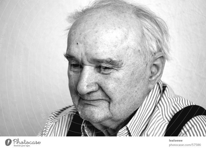Großvater Senior Männlicher Senior