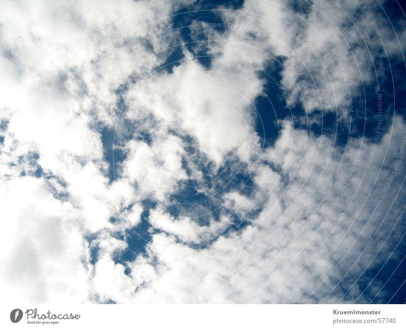 Sky Himmel Wolken sky Blauer Himmel Sonne Schatten