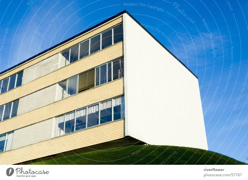 Norwegischer Plattenbau Haus Beton