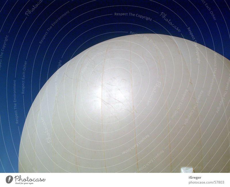 BigBaloone Montreal Kugel blauer himmer