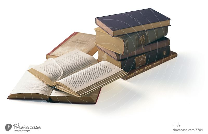 bücher Buch lesen Literatur Fototechnik