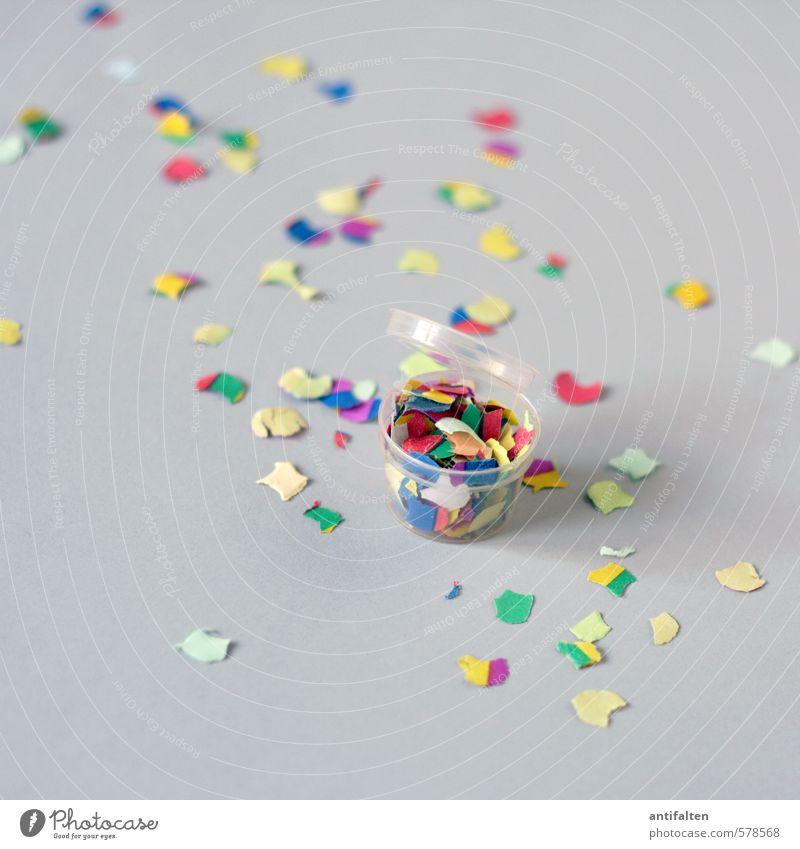 Spaß in kleinen Dosen blau grün rot Freude gelb Feste & Feiern Party rosa Geburtstag verrückt Fröhlichkeit fantastisch Freundlichkeit Lebensfreude Hochzeit