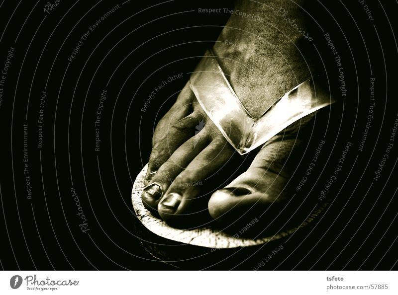 Foot Fuß Körperteile