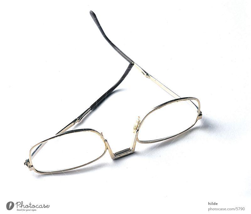 brille Brille Freisteller Dinge glasses Blick Linse