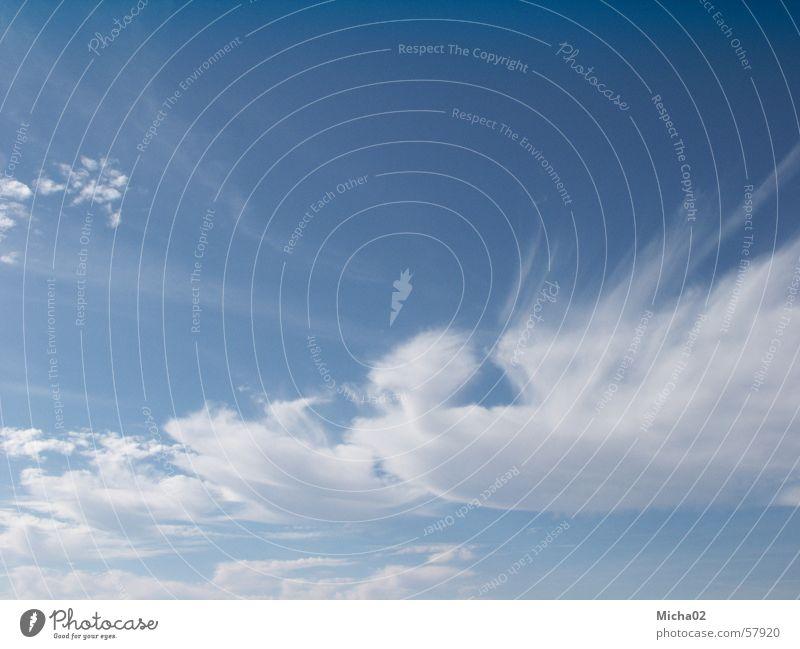 Sky Wolken Sommer Himmel Wetter Blauer Himmel