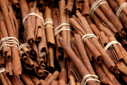 Spices 1 Baumrinde Stab Bündel Kräuter & Gewürze aromatisch lecker teuer Lorbeergewächse Zimt zinemin cinnamomum kinnámomon zimtaldehyd