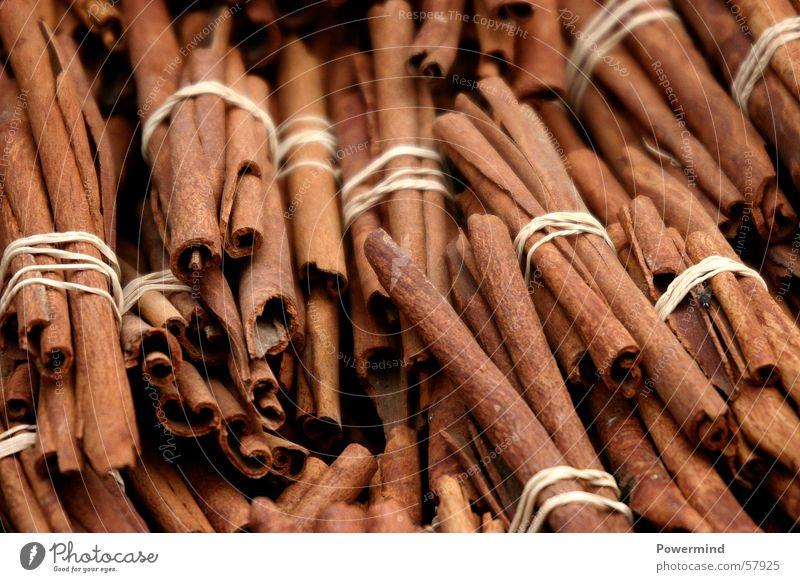 Spices 1 Kochen & Garen & Backen Küche Kräuter & Gewürze lecker Backwaren Baumrinde Dessert Stab Bündel aromatisch teuer Würzig Glühwein Zimt Lorbeergewächse