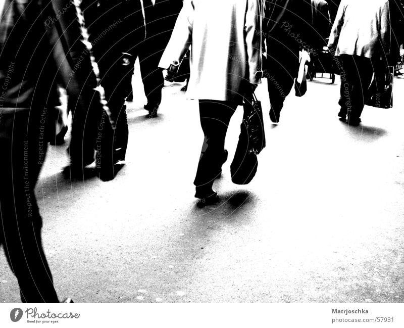 Petersburger Beine Mensch Straße kaufen laufen Russland Fußgängerzone überbevölkert St. Petersburg