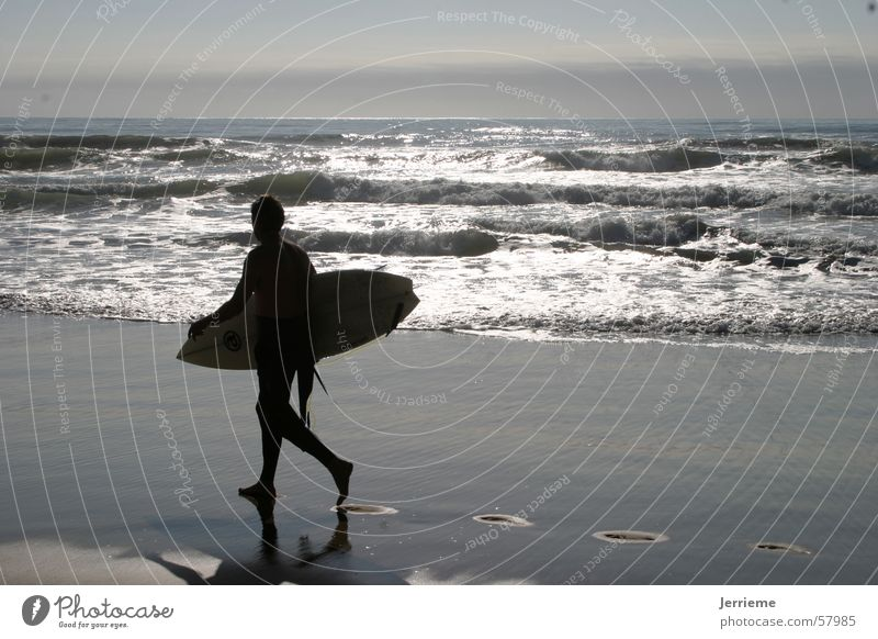 Surf Wasser Strand Wellen Surfen