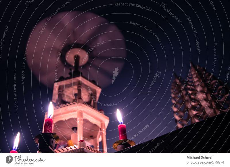 Weihnachts-Pyramide Weihnachten & Advent Religion & Glaube Geschwindigkeit Warmherzigkeit Kitsch kuschlig Vorfreude Krimskrams