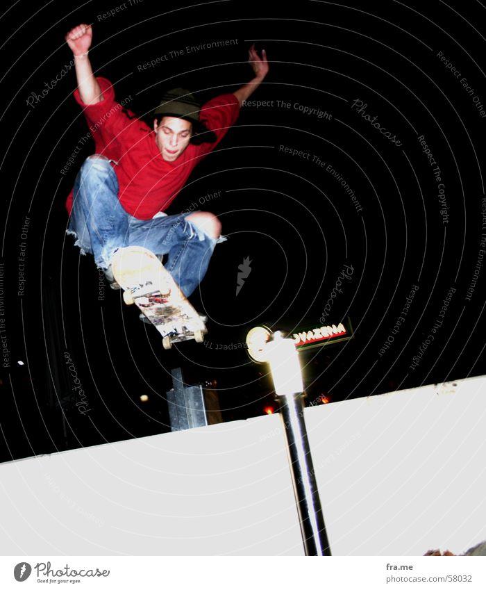 Ollie Sport springen Deutschland Treppe Skateboarding Bremen Trick Funsport Extremsport