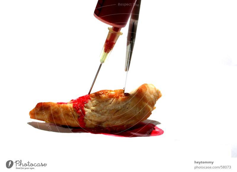 Bad taste rot schwarz dunkel Tod kalt Stein Eis Gesundheitswesen Ernährung Wandel & Veränderung Teile u. Stücke Wissenschaften Gewalt schäbig böse direkt