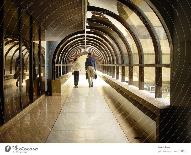 working tunnel Tunnel Architektur