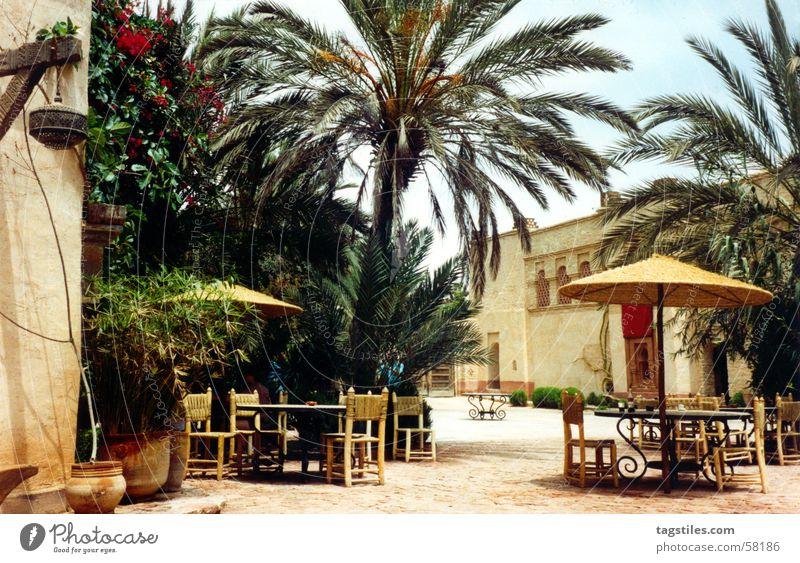 Marokko - Agadir Sonne blau Stadt Sommer Freude Strand Ferien & Urlaub & Reisen ruhig Haus Ferne Erholung träumen Wärme Freizeit & Hobby Physik Idylle