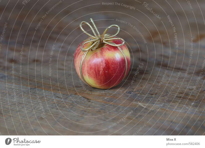 Gesundes schenken Weihnachten & Advent Gesunde Ernährung Holz Gesundheit Lebensmittel gold Geburtstag frisch süß Geschenk Apfel lecker Bioprodukte Fasten Diät