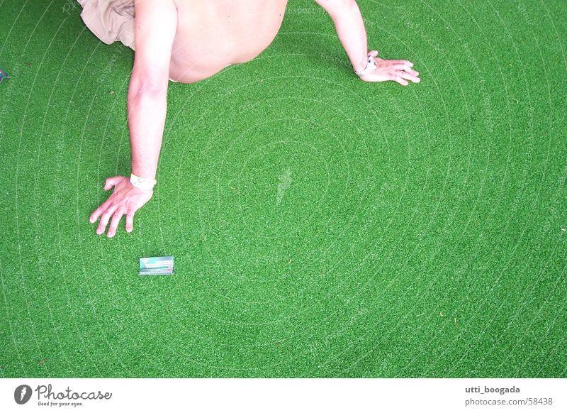 Green Grass Erholung Italien