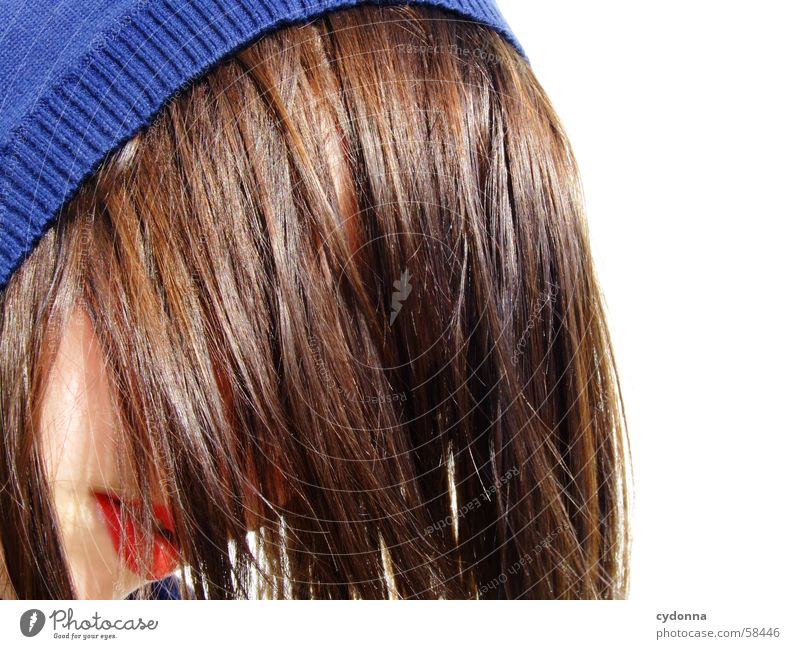 Sunglases everywhere X Frau Mensch Gesicht Haare & Frisuren Stil Mode glänzend Haut Lippen geheimnisvoll Kosmetik Reihe Gesichtsausdruck Kapuze Lippenstift
