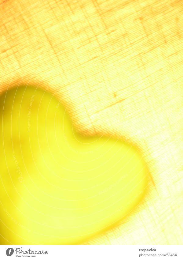herz gelb grün Romantik Liebe Strukturen & Formen grün-gelb Herz