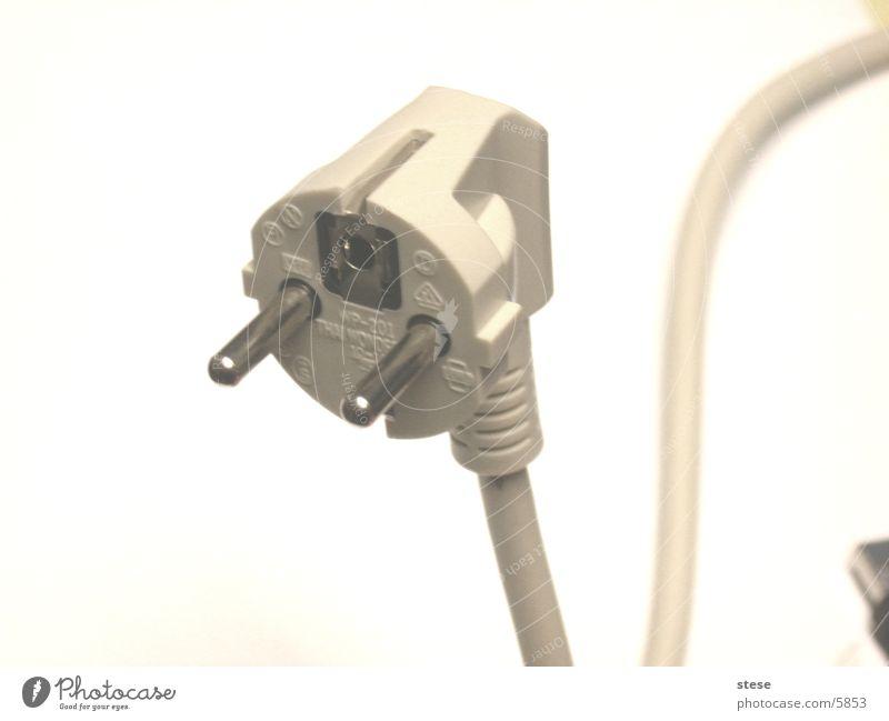 strom schlange Elektrizität Technik & Technologie Kabel Steckdose Anschluss Stecker Elektrisches Gerät