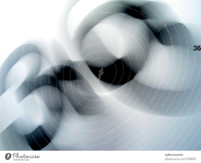 zarte 36 Ziffern & Zahlen Papier Pastellton Strukturen & Formen