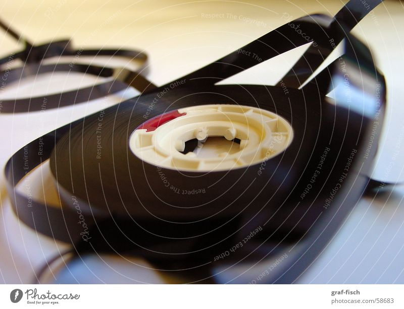Bandsalat Tonband Musikkassette