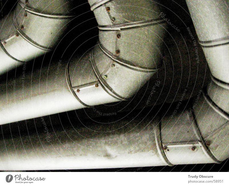iron cobra schwarz Metall 3 Ecke Stahl Röhren silber Material Eisen Leitung Blech Aluminium