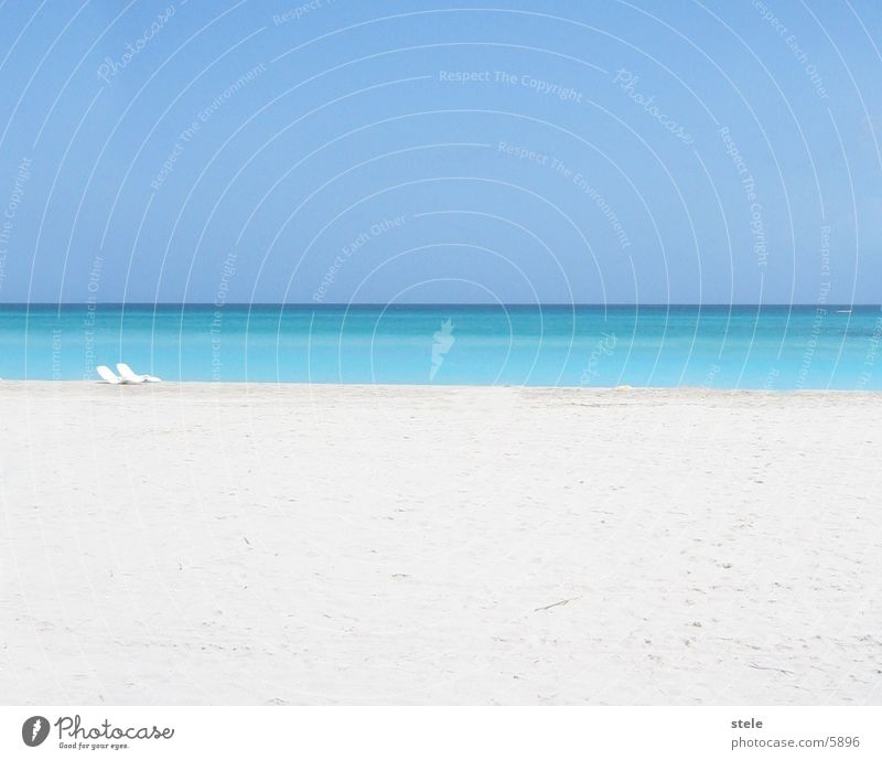 Kuba Strand I Meer Ferien & Urlaub & Reisen Sand