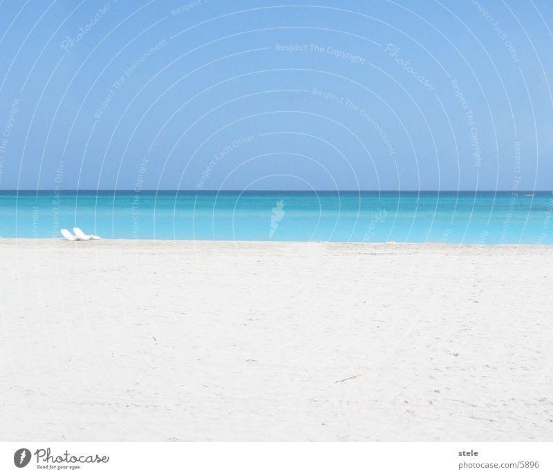Kuba Strand I Meer Ferien & Urlaub & Reisen wassser Sand