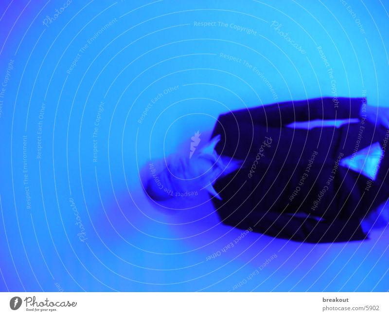 miblu Mann blau Anzug