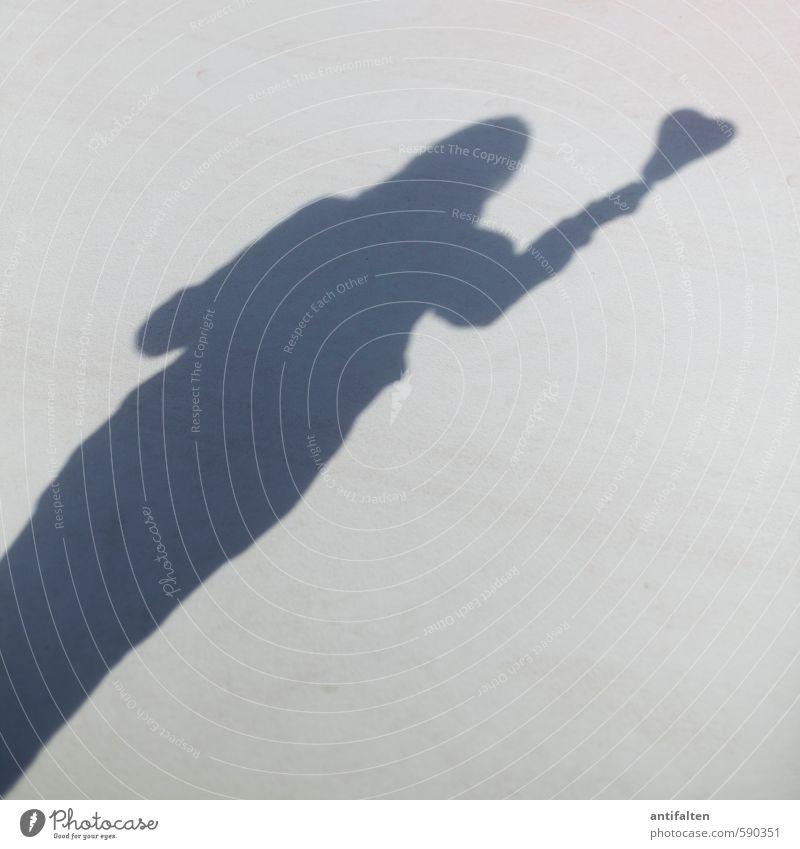 antifalten wünscht alles Liebe für 2014! Mensch Frau Jugendliche Hand Junge Frau Freude 18-30 Jahre schwarz Erwachsene Wand feminin Mauer grau natürlich Fassade