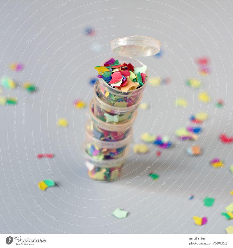 schön bunt, aber nix | Leckeres Freude Glück Feste & Feiern Party Stimmung stehen Dekoration & Verzierung Geburtstag Fröhlichkeit Beginn Lebensfreude Kitsch