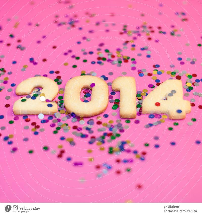 !Trash! 2013 | Auf ganz viel Trash auch im neuen Jahr! Freude Feste & Feiern Party rosa liegen Dekoration & Verzierung Geburtstag Fröhlichkeit fantastisch