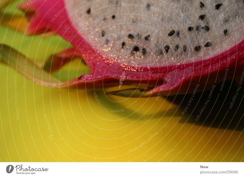 Exotik Natur Wasser weiß schwarz Frucht rosa süß Korn exotisch Saft Drachenfrucht