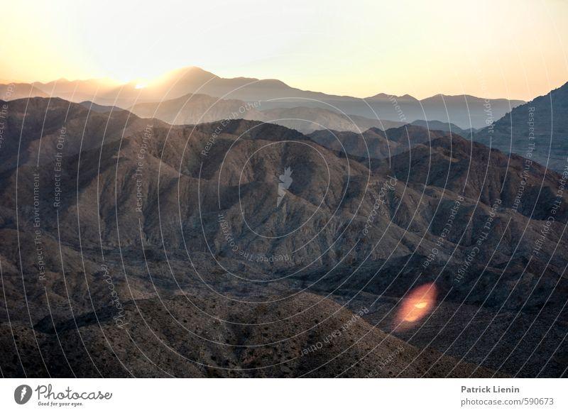 Coachella Valley Lifestyle Sinnesorgane Erholung ruhig Ferien & Urlaub & Reisen Tourismus Ausflug Abenteuer Ferne Freiheit Expedition Sommer Berge u. Gebirge