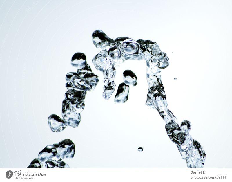 splash Wasser Wassertropfen