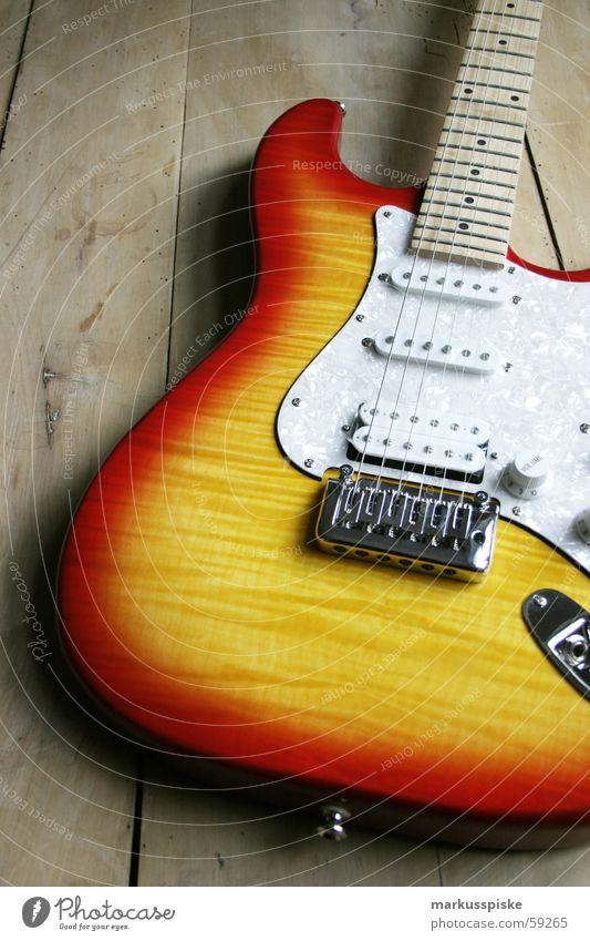 e-gitarre Spielen Musik Gitarre Musikinstrument laut elektronisch Saite Krach musizieren