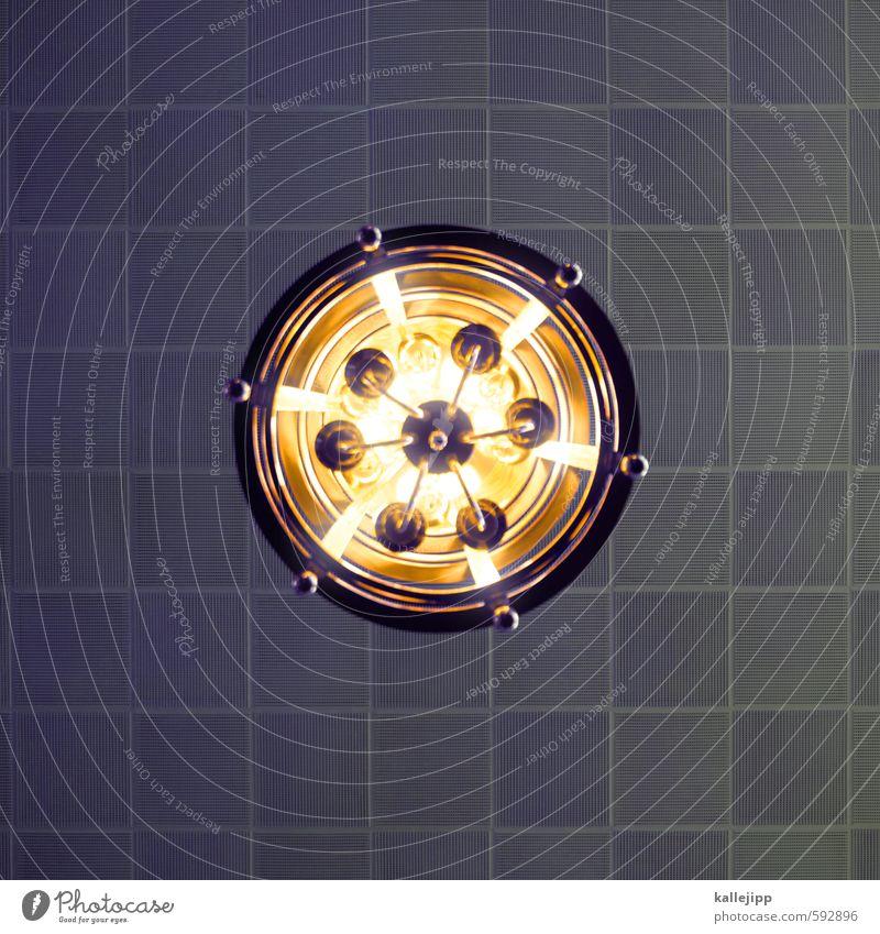lichtquelle Energiewirtschaft leuchten Lampe Lichtschein Hängelampe Kronleuchter Farbfoto Innenaufnahme Kunstlicht Schatten Kontrast