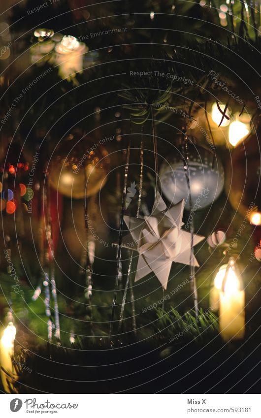 Fröbelstern Dekoration & Verzierung Weihnachten & Advent glänzend leuchten Weihnachtsbaum Weihnachtsdekoration Baumschmuck Weihnachtsbeleuchtung Stern (Symbol)