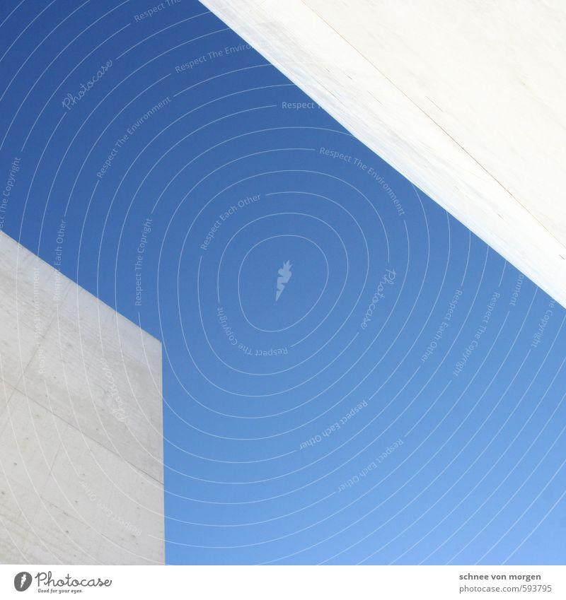 """12.13 Himmel Wolkenloser Himmel Schönes Wetter Portugal Stadt Haus Bauwerk Gebäude Architektur Fassade Stein Beton einzigartig innovativ Kultur Kunst """"Bauwerk"""